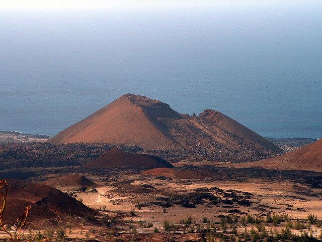 Ascension, isola remota dell'Oceano Atlantico