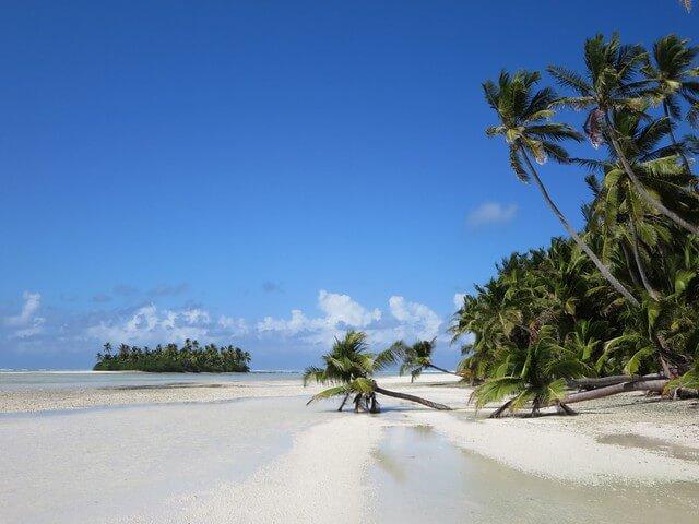Pulu Maria, una delle 27 Isole Cocos (Keeling)