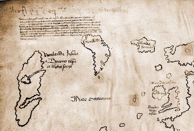 Mappa di Vinland