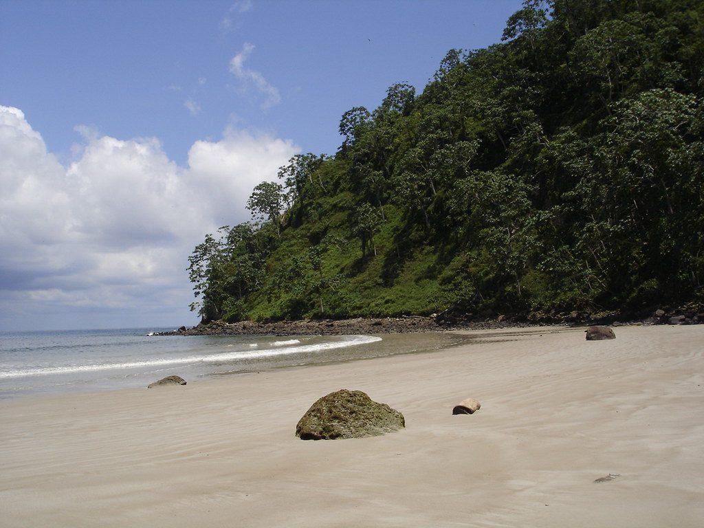 Chatham Bay, Isola del Cocco
