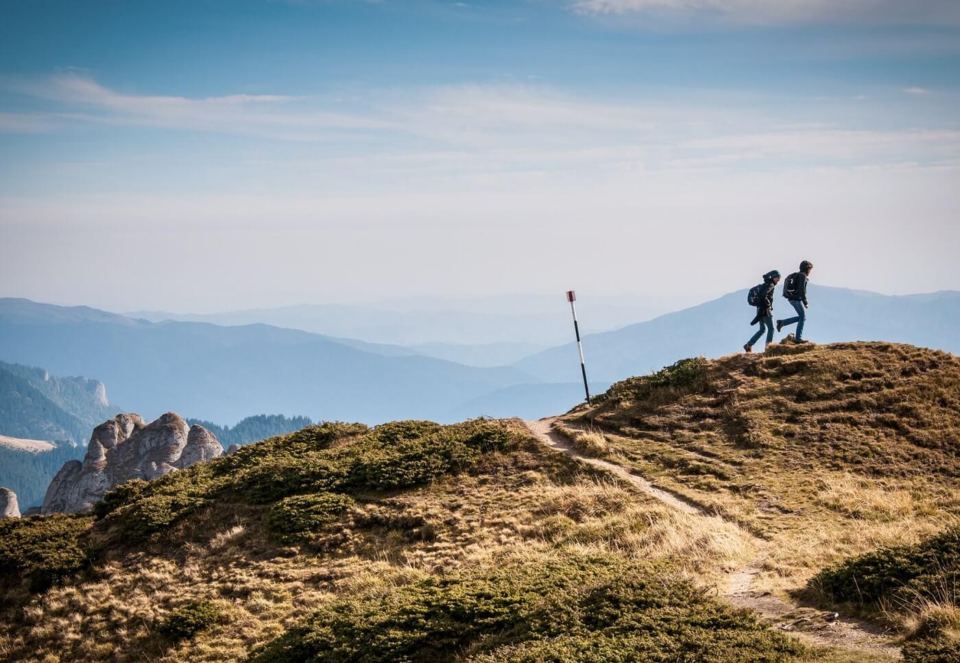 Zaini 25 litri da trekking ed eco friendly