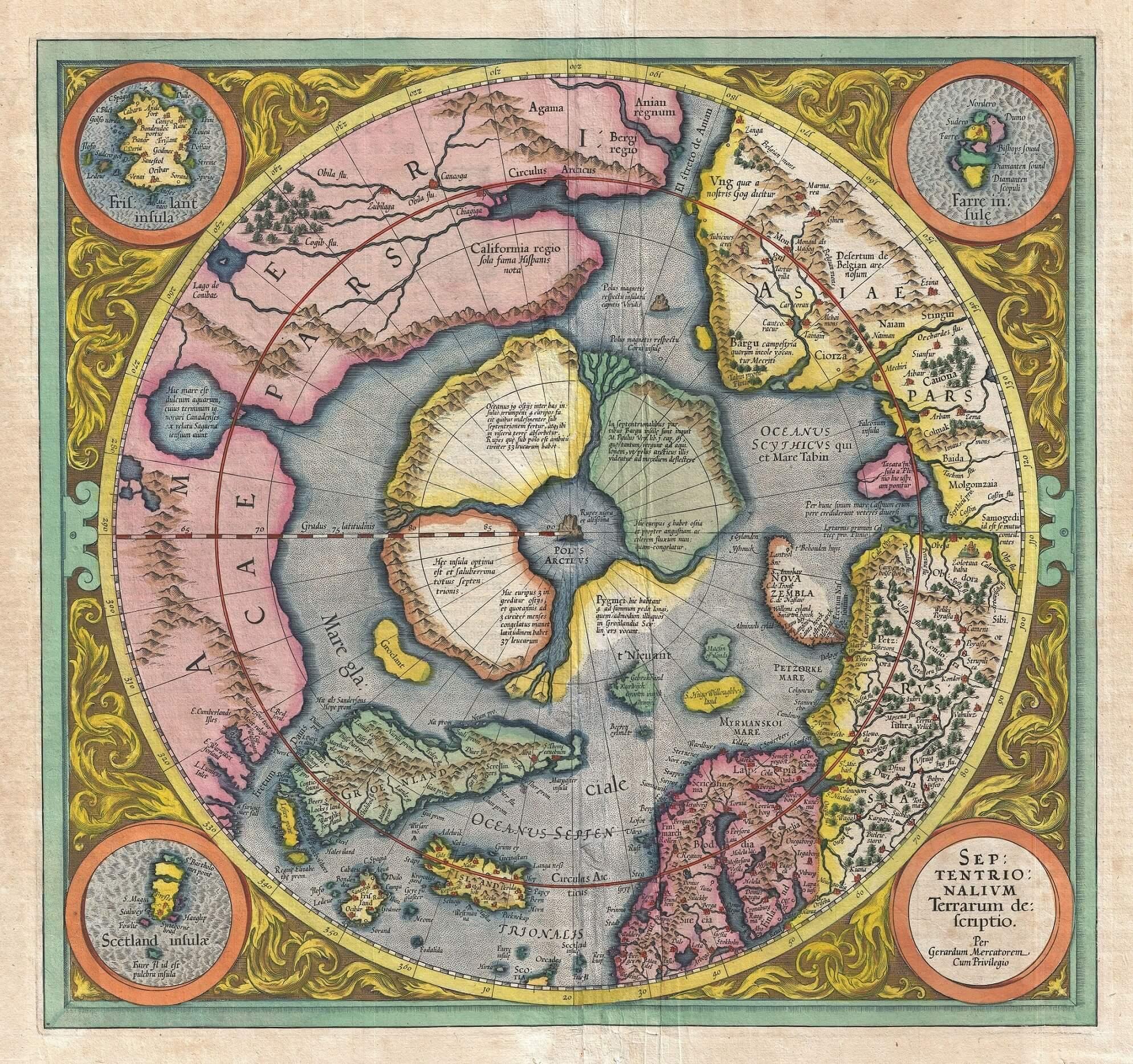 Cartina Geografica Antica.Mappe Antiche 12 Tesori Della Cartografia Da Scoprire Terra Incognita