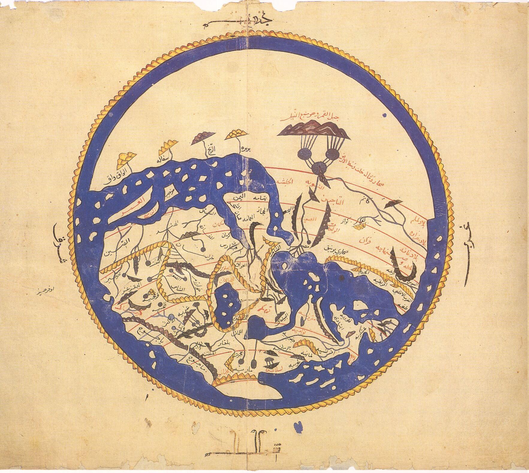 La storia del mondo in 12 mappe