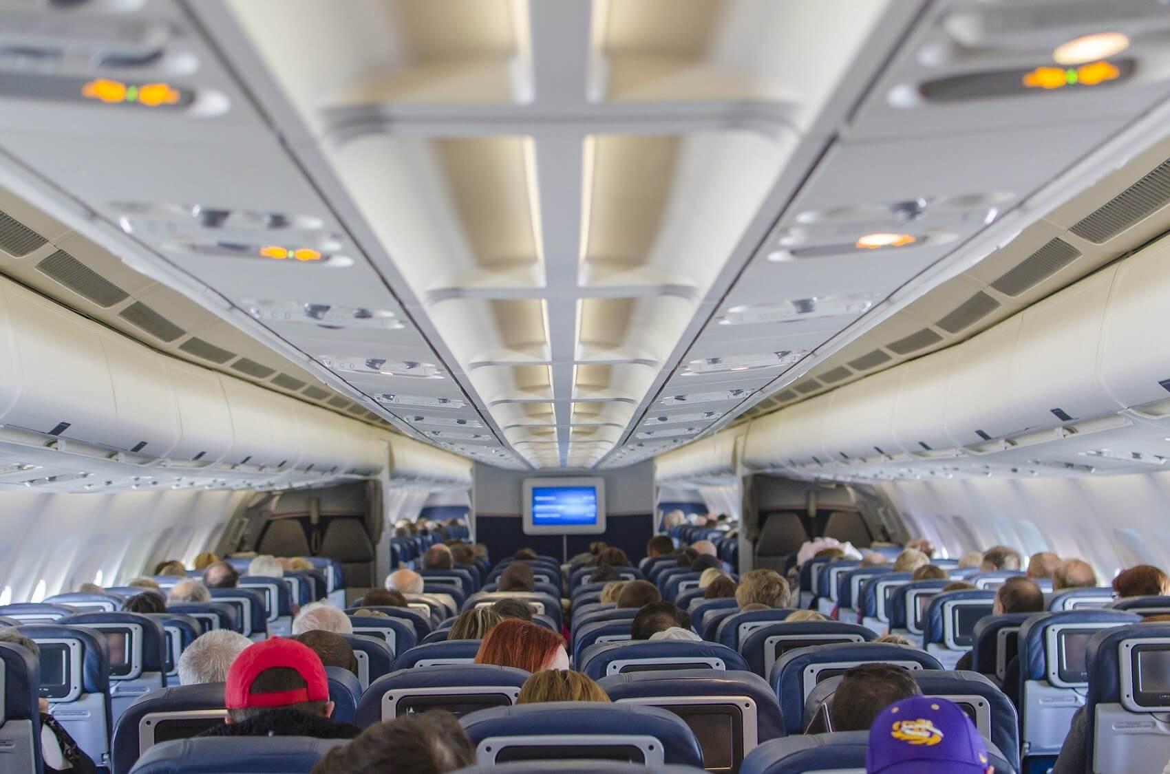 cabina aereo