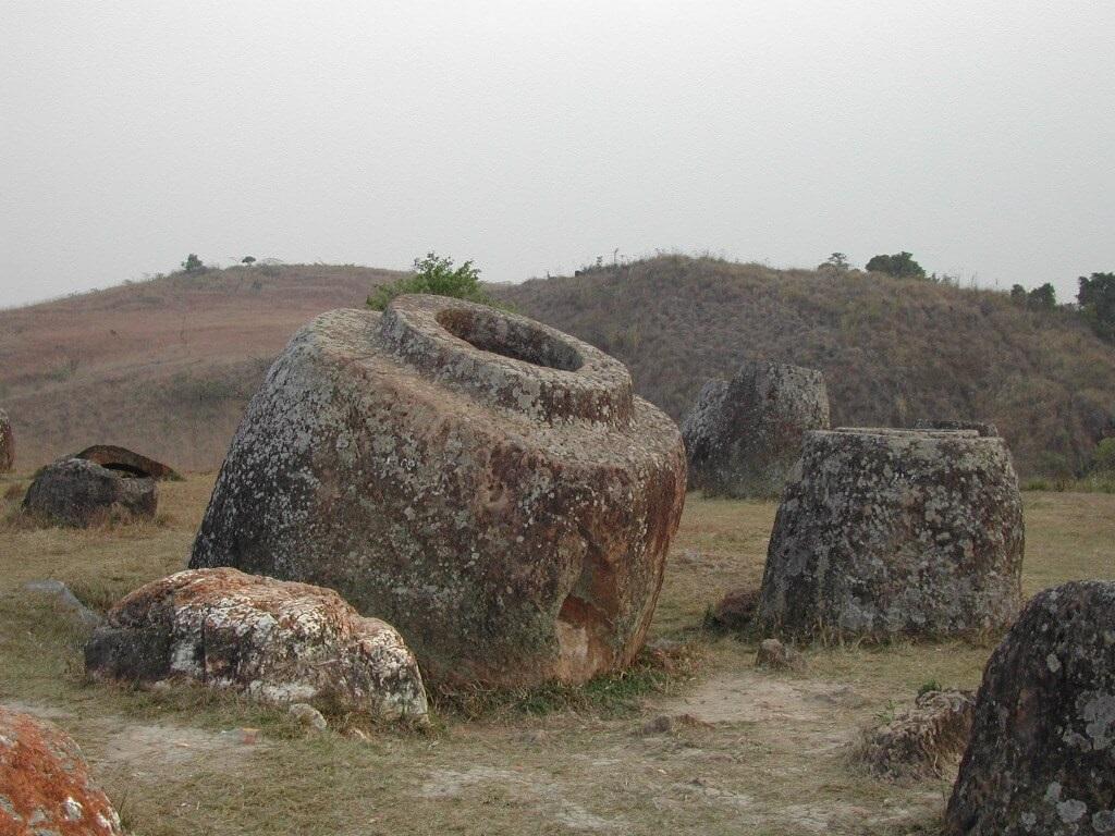 King's Cup, la più grande giara dell'area archeologica