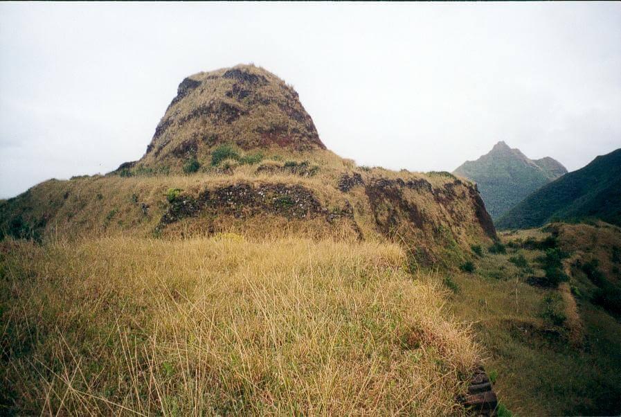 Fortificazione (pare) di Rapa Iti
