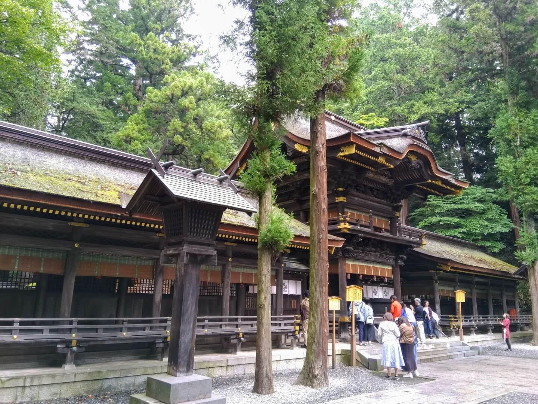 Santuario di Suwa (Suwa Taisha)
