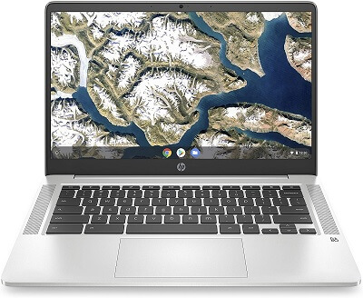 HP Chromebook 14 pollici, modello 2020