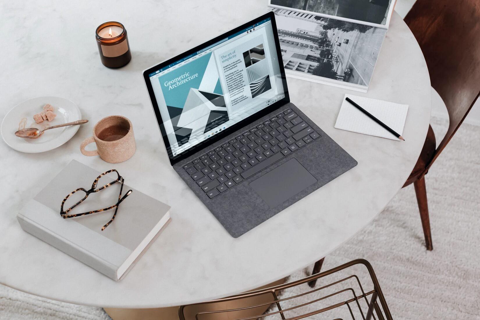 Surface Laptop 3, un computer per viaggiare