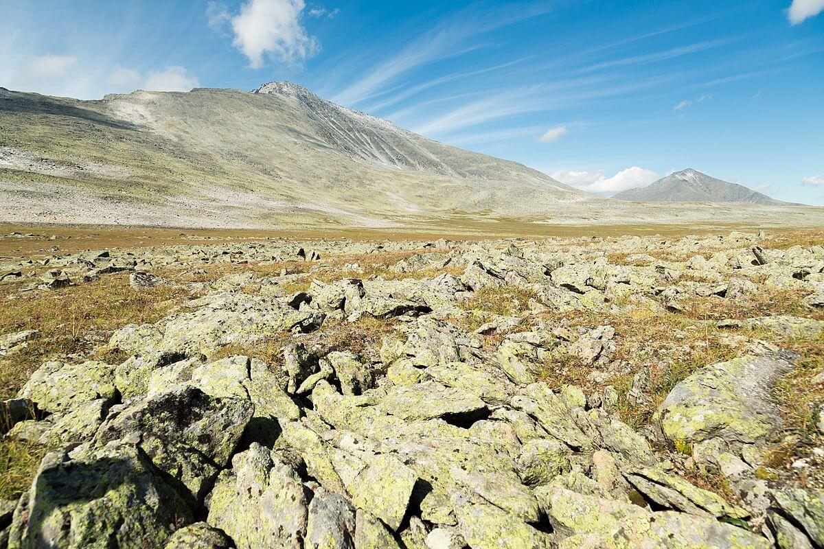 Monte Narodnaya, la vetta più elevata degli Urali