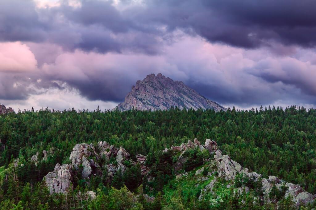 Taganay National Park, Urali meridionali