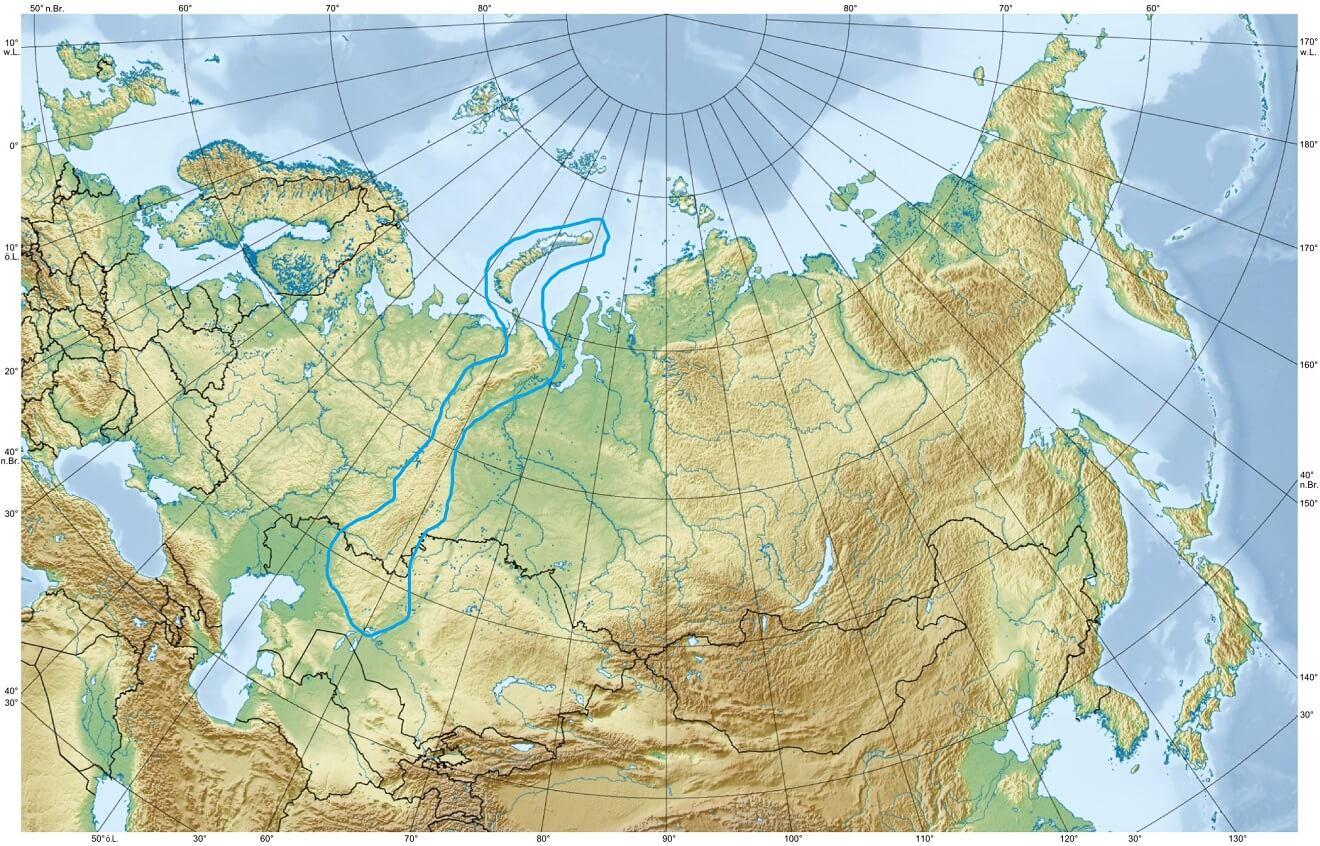 Cintura orogenica degli Urali