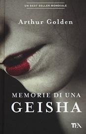 Memorie di una geisha, il romanzo
