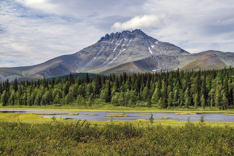 Monte Manaraga, la vetta più pittoresca degli Urali