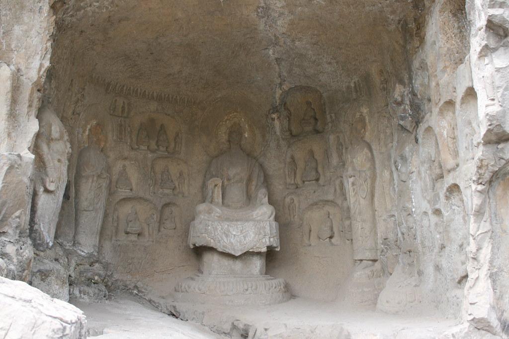 Sculture, Grotte di Longmen