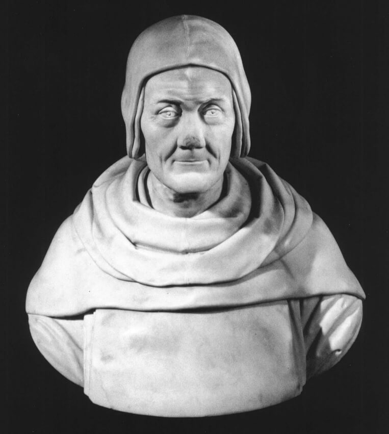 Busto di Fra Mauro