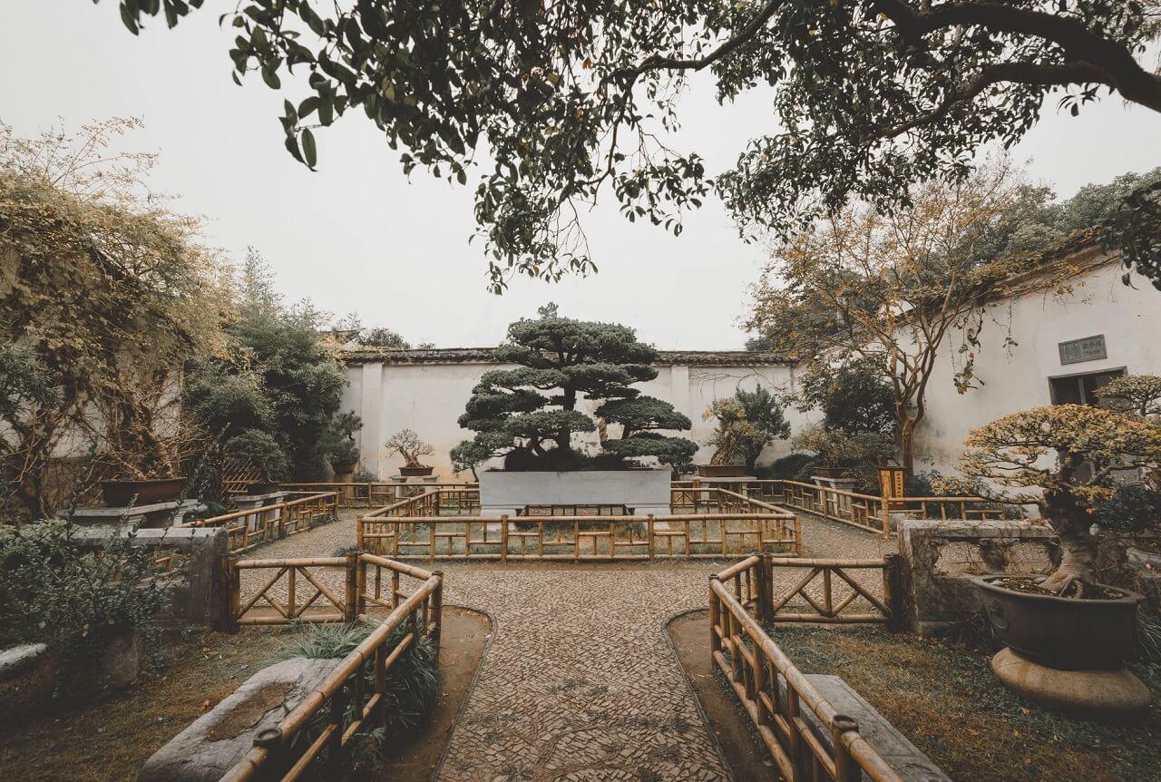 Il giardino dell'indugiare - Suzhou, Cina