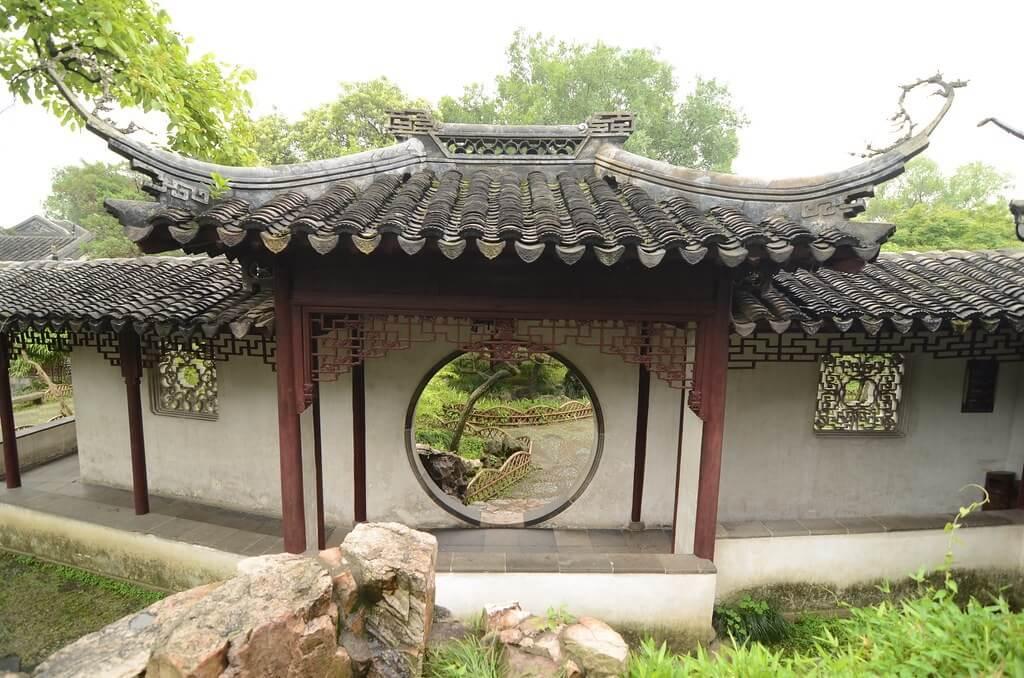 Il giardino del ritiro della coppia