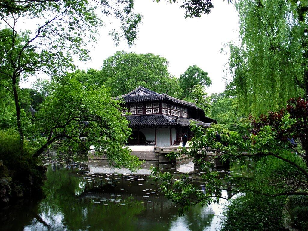 Il giardino dell'umile amministratore (Suzhou, Cina)