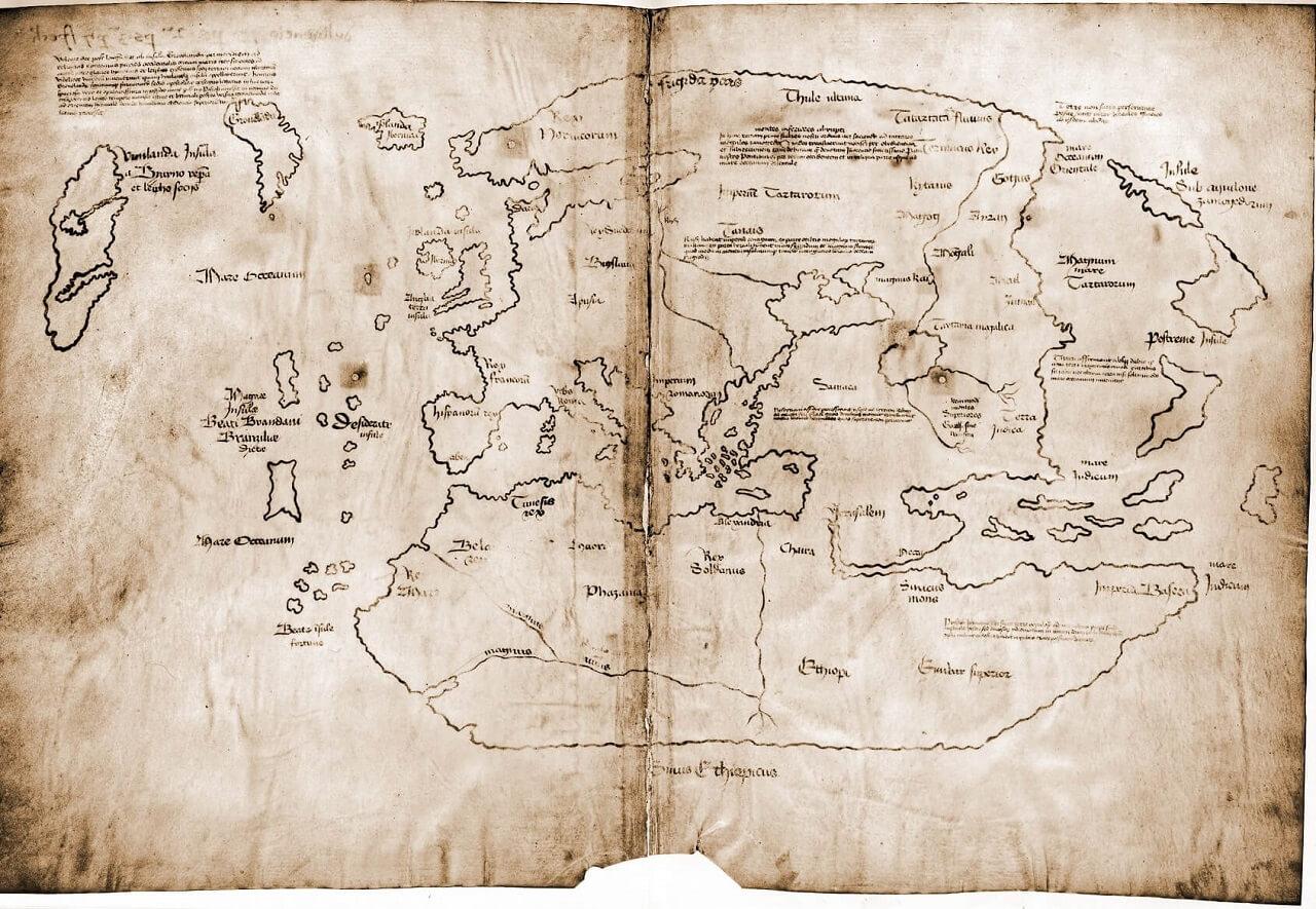 La mappa di Vinland