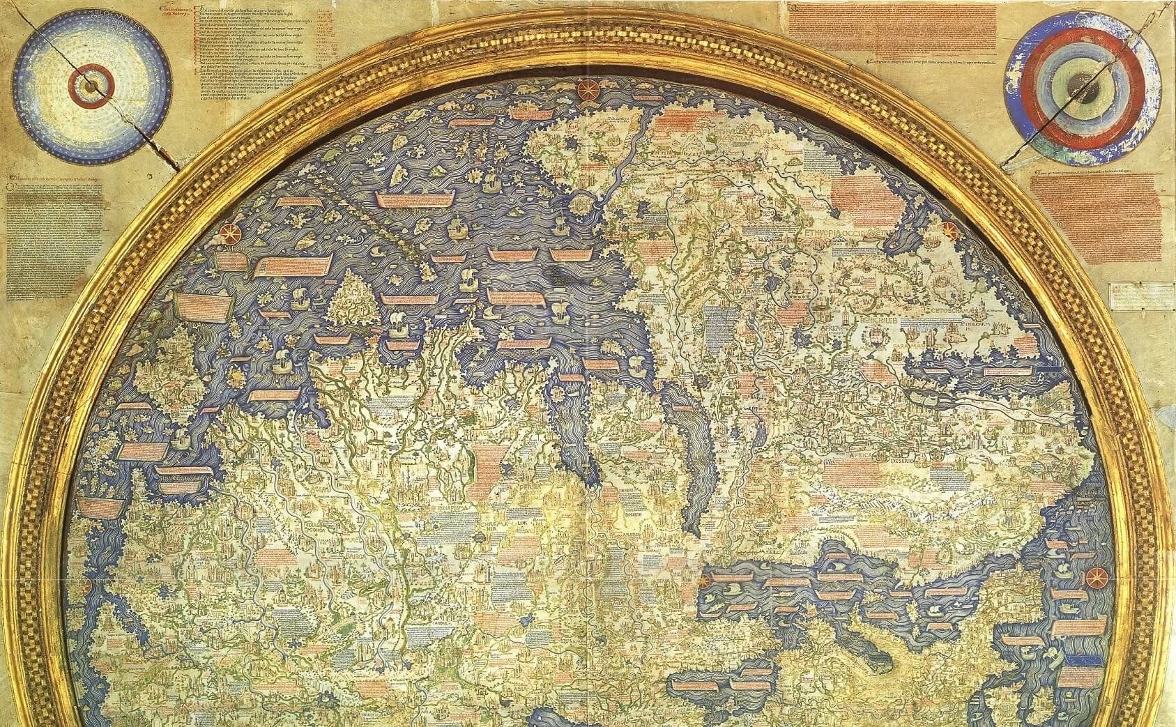 Mappamondo di Fra Mauro