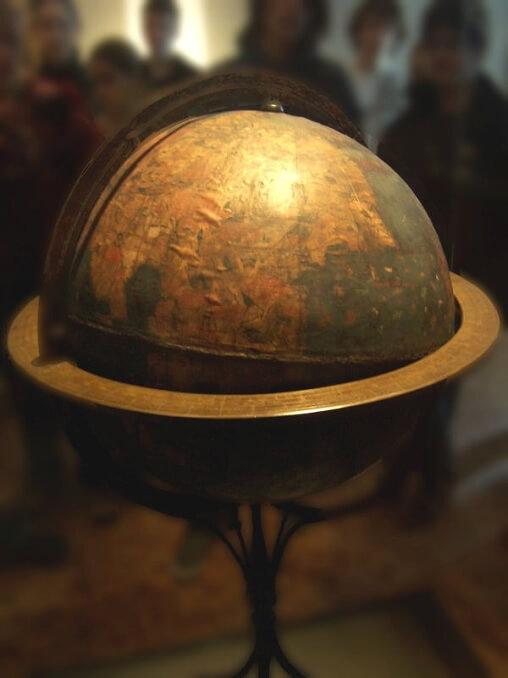 Mappamondo Erdapfel, il più antico giunto fino a noi
