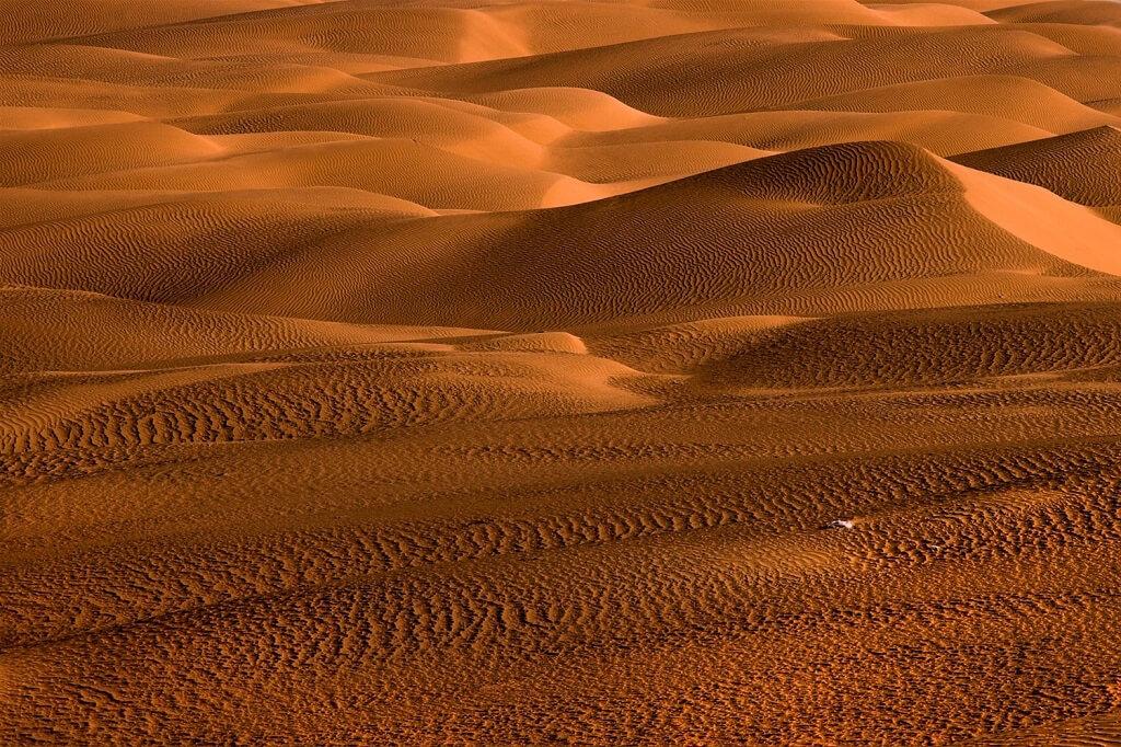 Dune del Taklamakan, uno dei deserti più aridi del pianeta