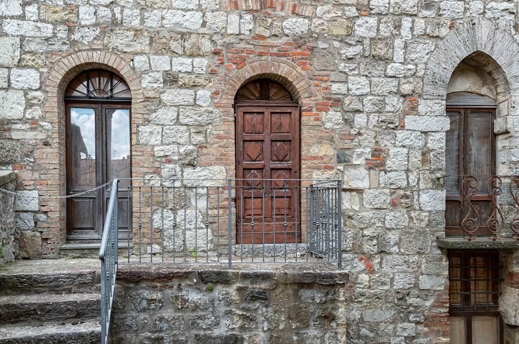 Casa Narducci, Montieri