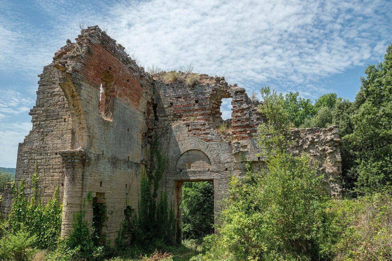 La pieve di San Giovanni a Sillano
