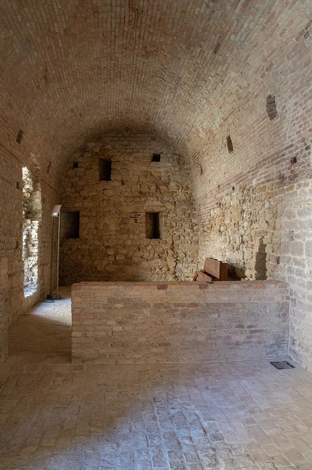 Interni di Rocca Sillana