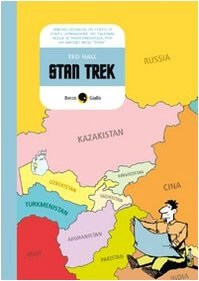 Stan Trek, una divertente graphic novel ambientata nell'Asia Centrale