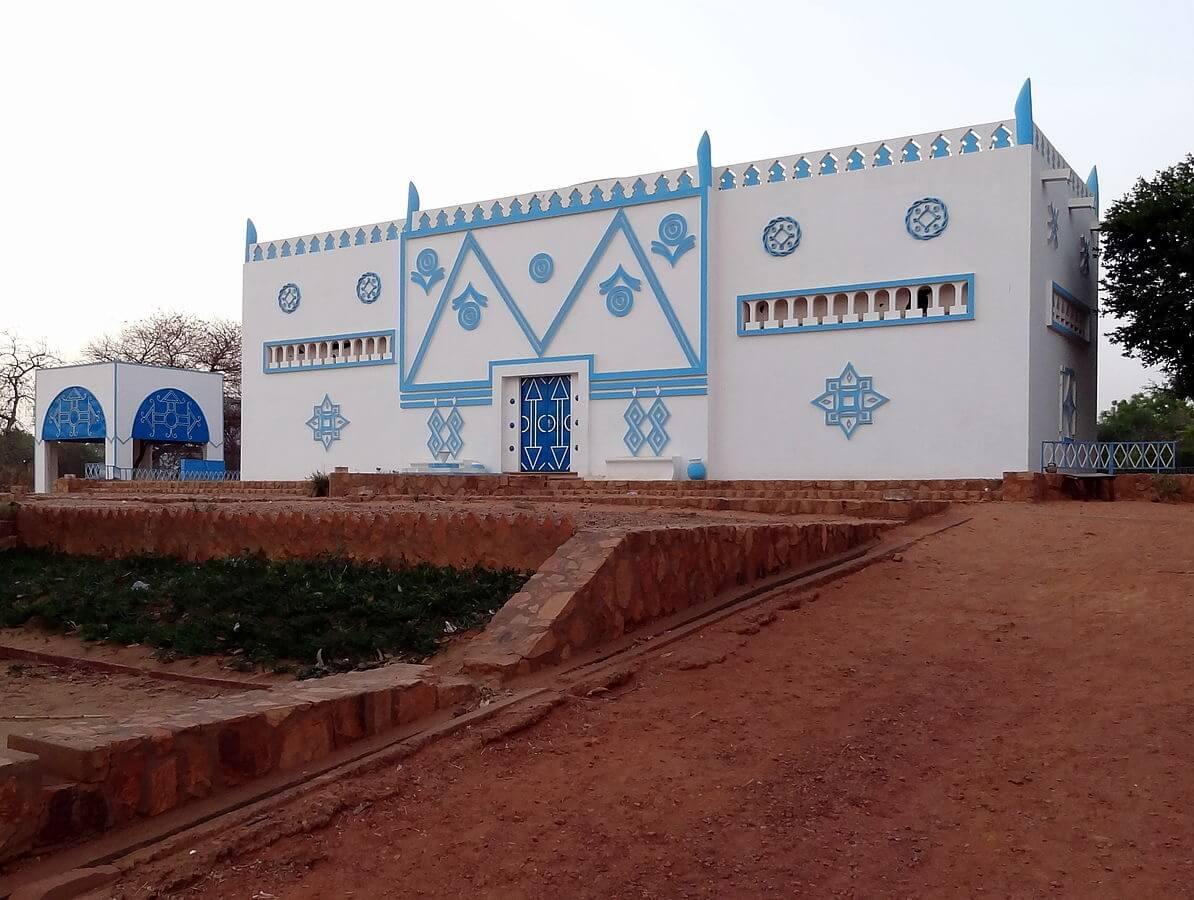 Il museo nazionale Boubou Hama