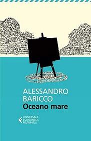 Copertina di Oceano mare, di Alessandro Baricco