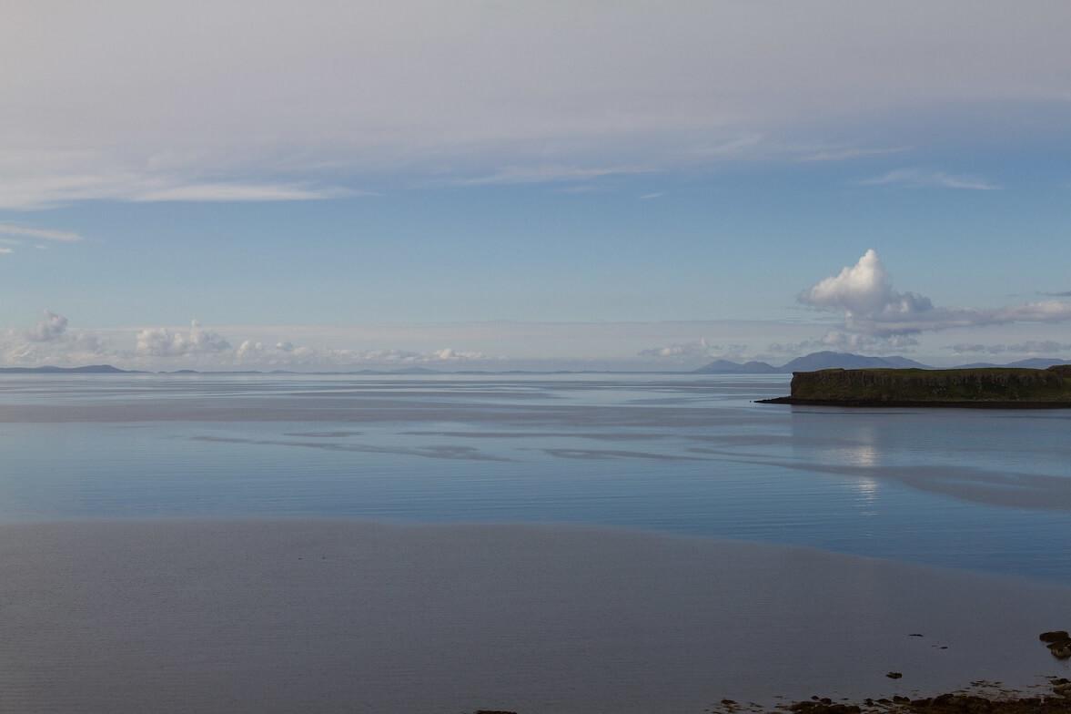 Coral Beach, isola di Skye