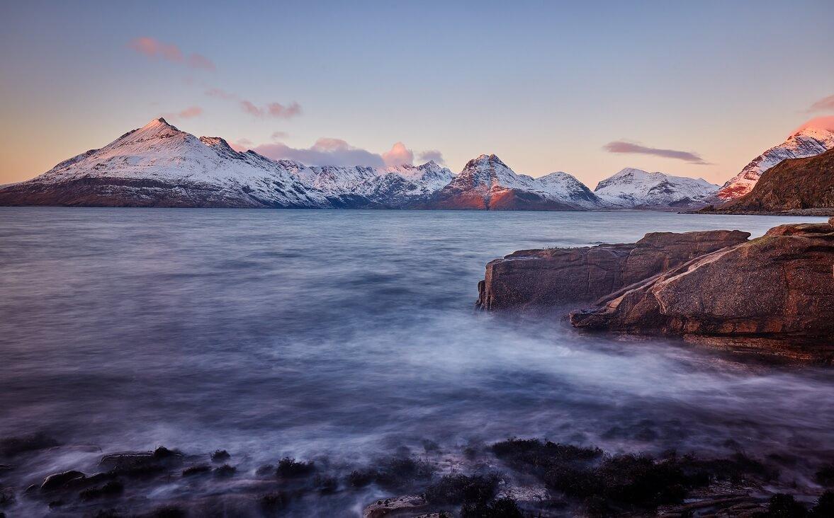 L'isola di Skye in inverno