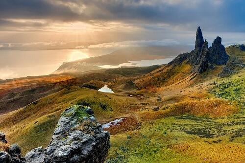 Tour all'isola di Skye