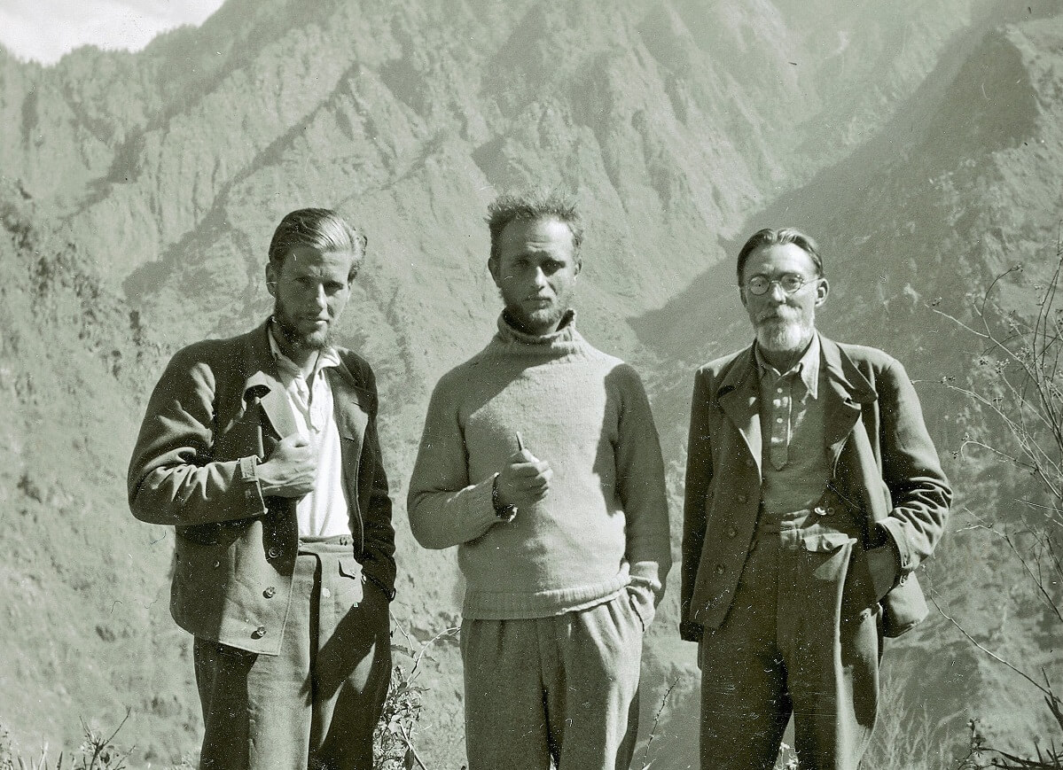 Eric Shipton, uno dei più grandi esploratori e scalatori dell'Everest