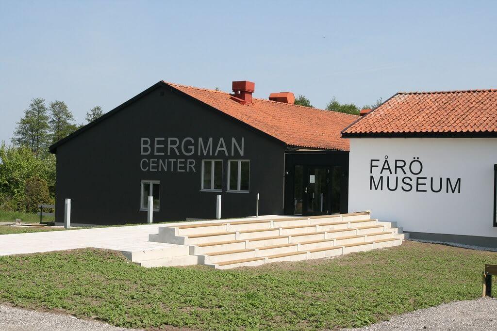 Il Bergman Center e il Fårö Museum