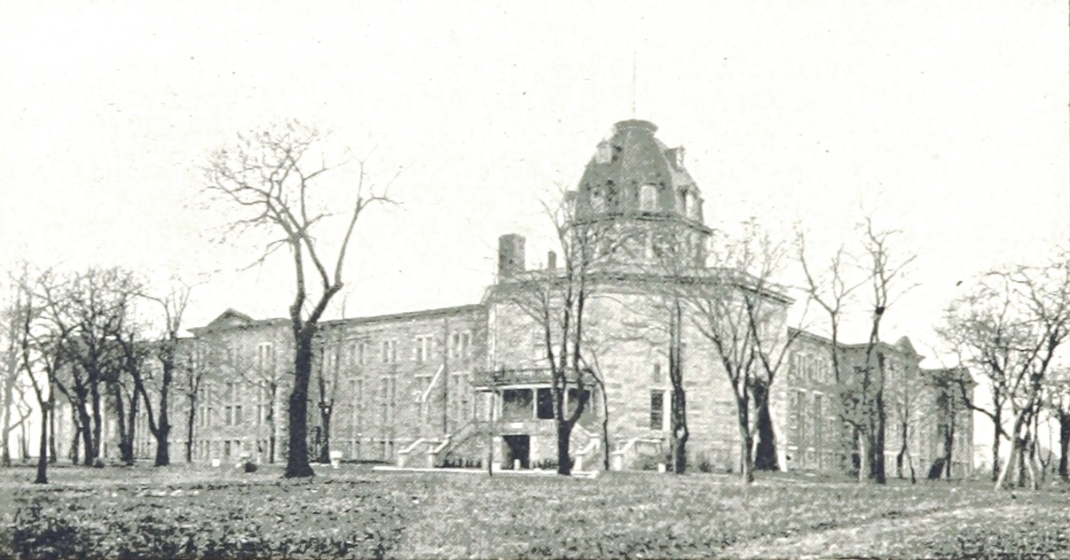 Il Blackwell's Asylum