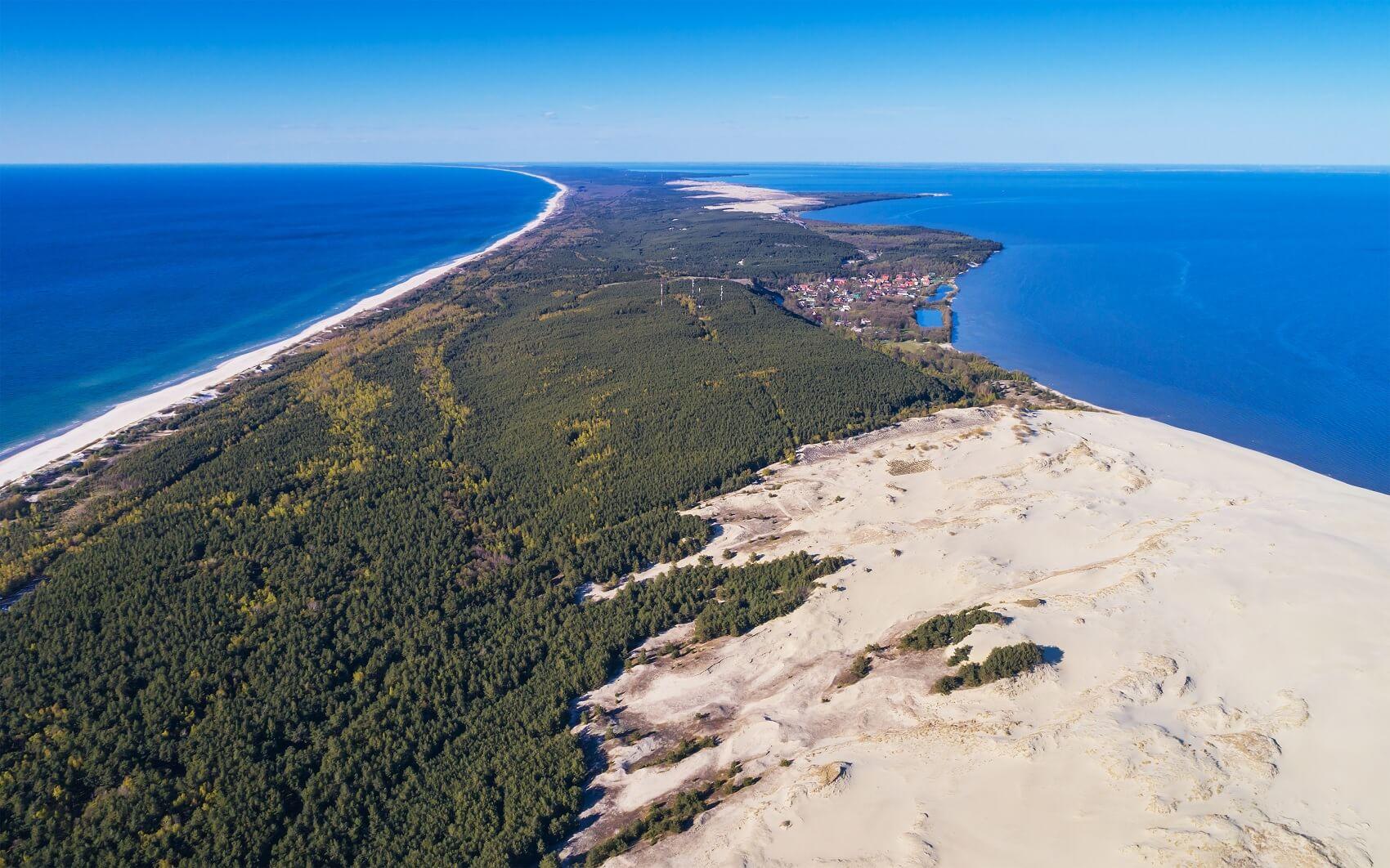Kaliningrad e la penisola di Neringa