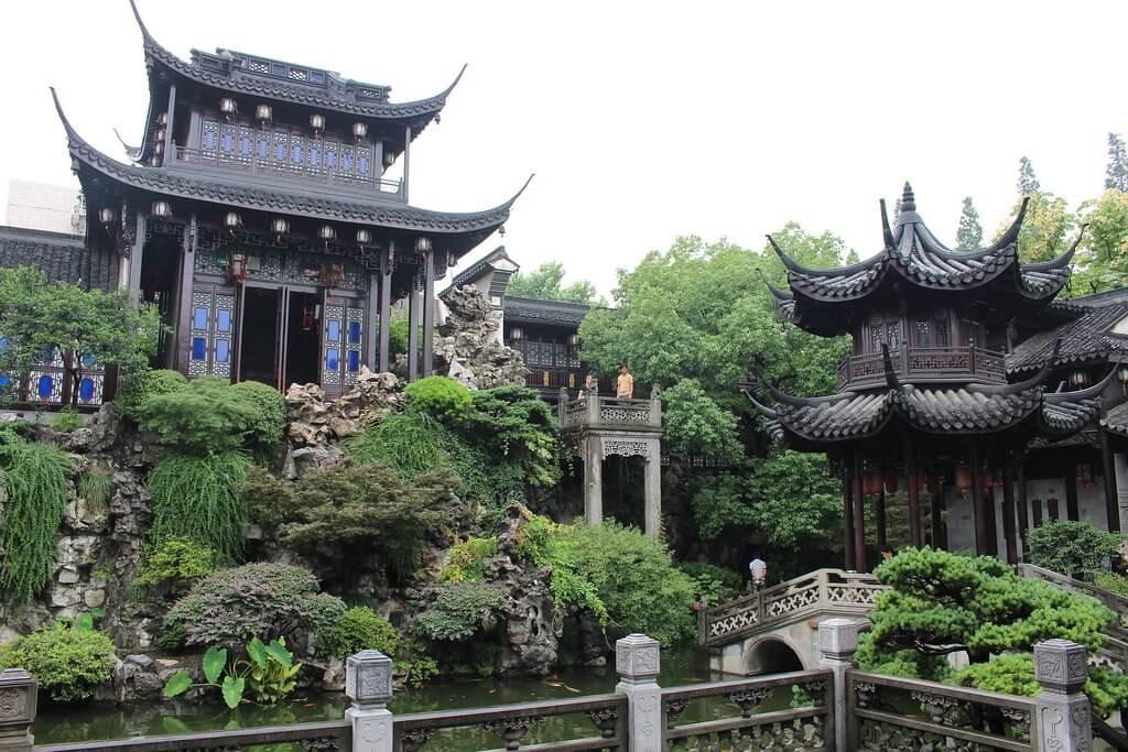La residenza di Hu Xueyan, uno dei luoghi da vedere a Hangzhou