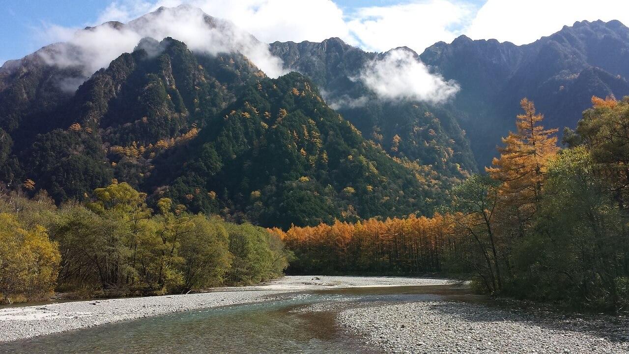 Kamikochi, Alpi giapponesi