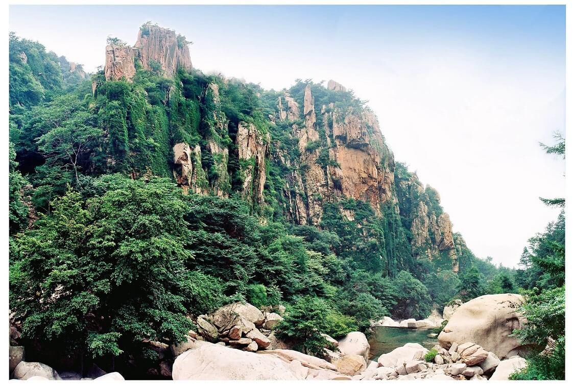 Monte Laoshan (Qingdao, Cina)