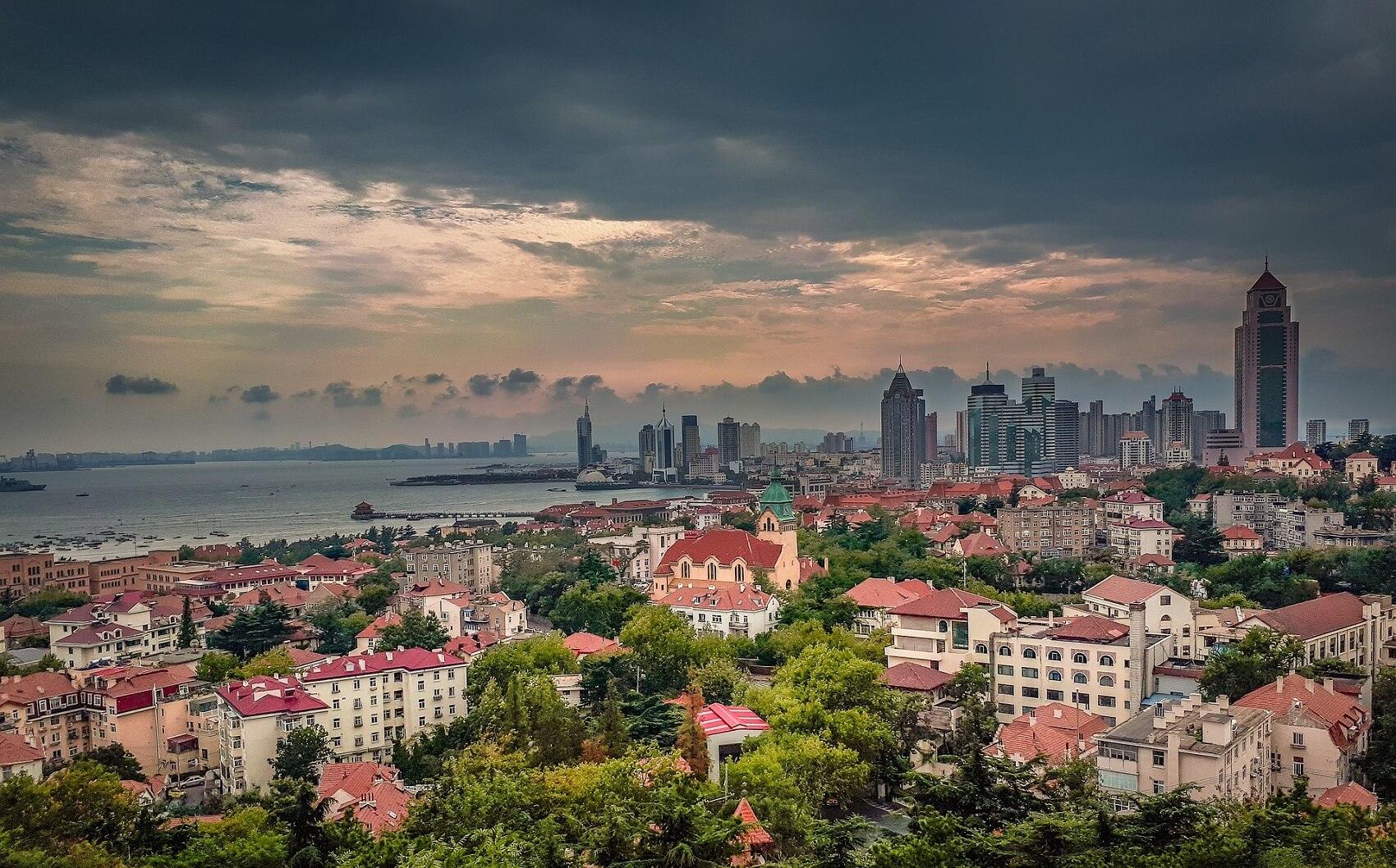 Qingdao, la città cinese della birra Tsingtao
