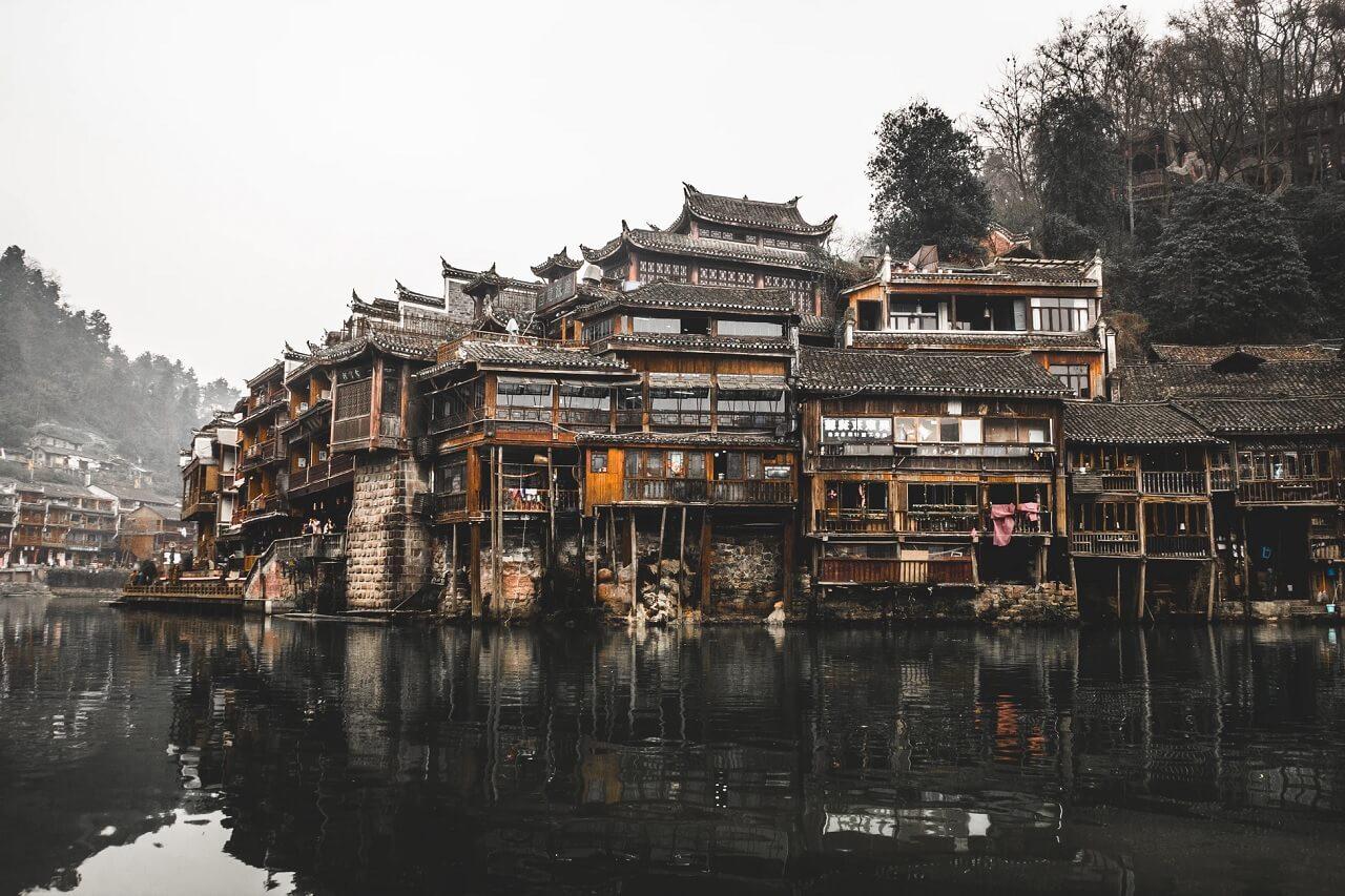 Fenghuang, uno dei più affascinanti villaggi della Cina