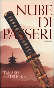 Nube di passeri, un romanzo sulla fine dell'era dei samurai