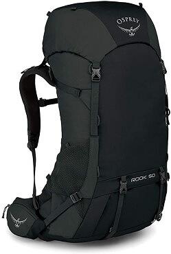 Osprey Rook 50, zaino 50 litri perfetto per backpacker