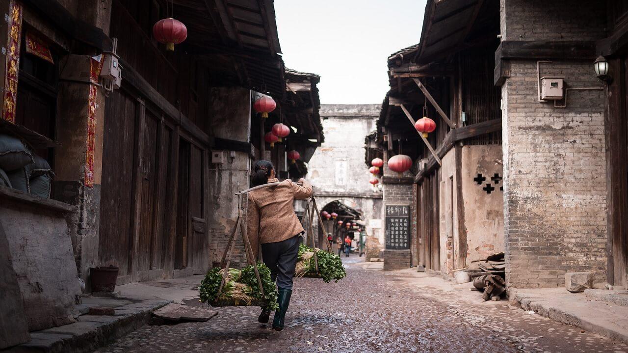 Daxu, un antico villaggio di mercanti della Cina meridionale