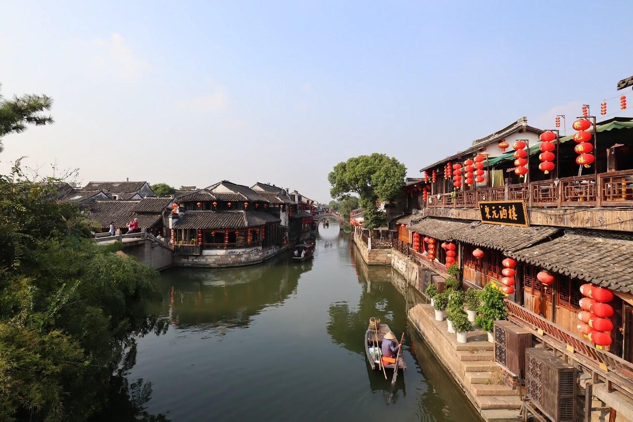 Il paesino cinese di Xitang