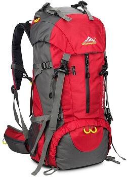 Skysper 50 litri, zaino economico da viaggio e trekking